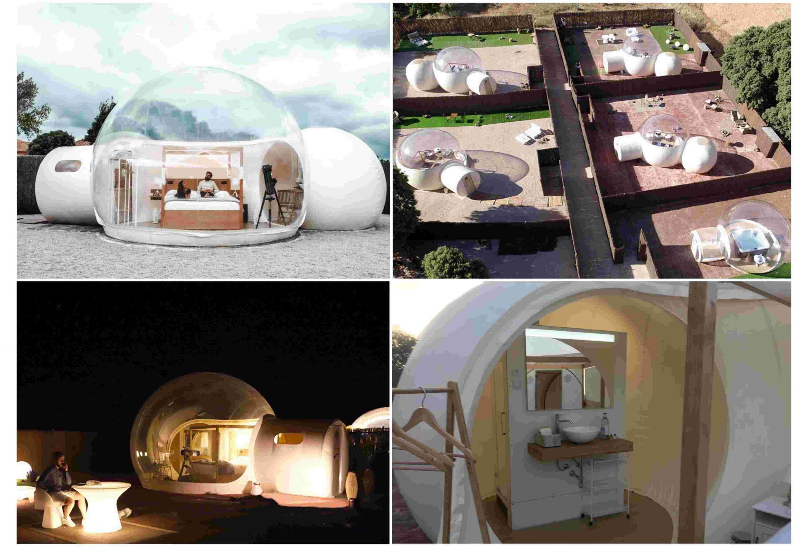 destinos-glamping-hotel-burbuja-zielo-las-beatas-en-ciudad-real