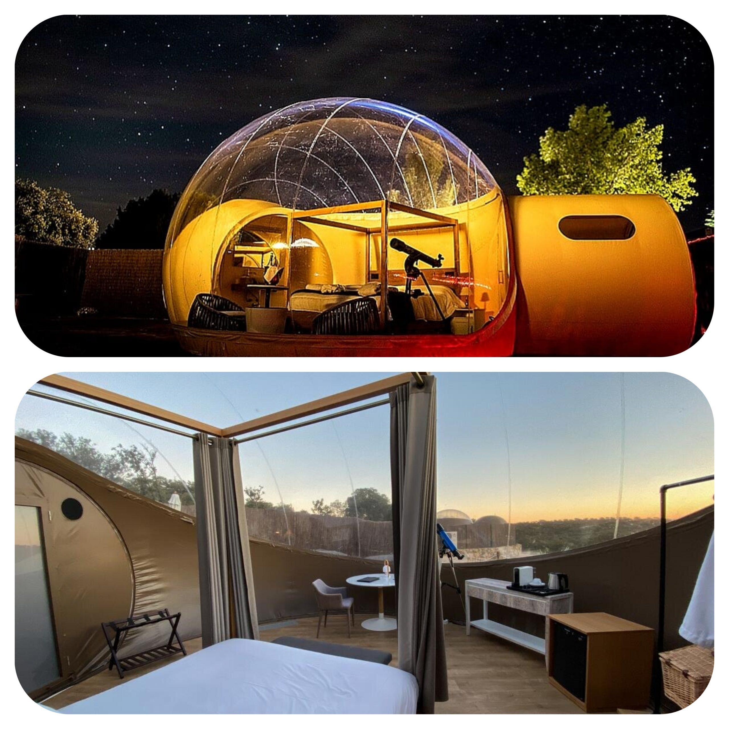 hotel-burbuja